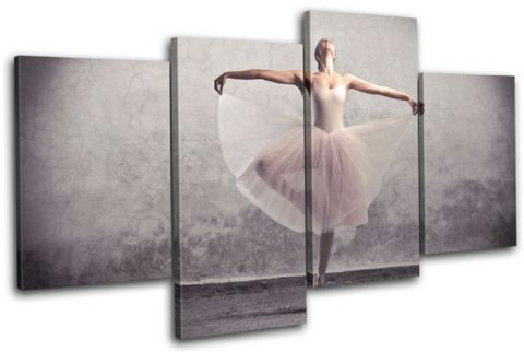 Ballerina Dancer Performing - 13-0333(00B)-MP04-LO